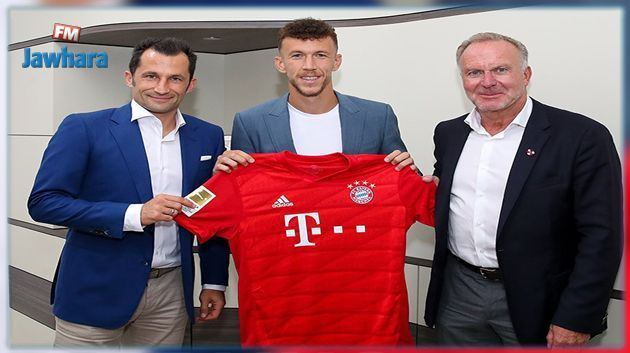 Ivan Perisic rejoint le Bayern Munich