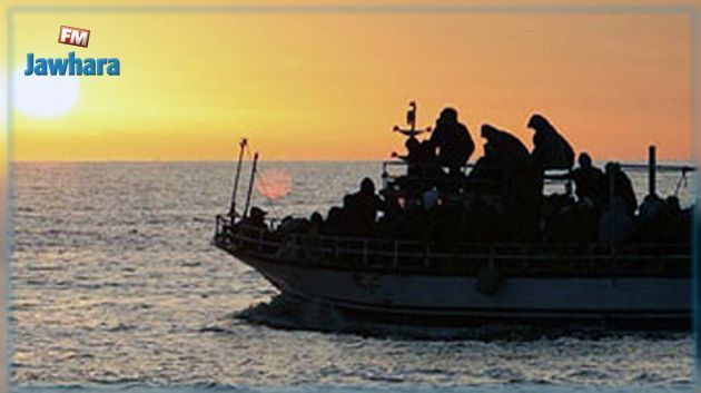 Naufrage d'une embarcation de migrants au large de Djerba