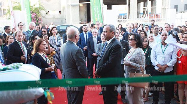 l'inauguration officielle du nouveau siège d'Advans Tunisie, acteur majeur de la microfinance