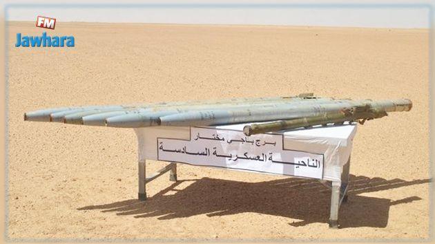 Algérie : Découverte d'une cache d'armes à Tamanrasset