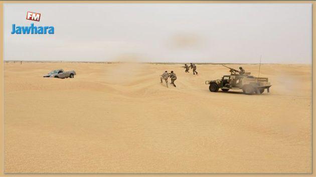 Tataouine : Saisie de 34 kg de bijoux et des téléphones satellites à bord d'une voiture libyenne