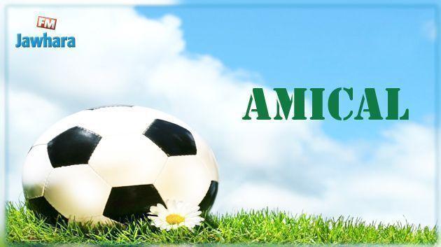 Amical : Le Club Africain s'impose face au Stade Tunisien