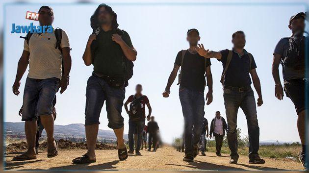 Kef : Des protestataires tentent de franchir la frontalière vers l'Algérie