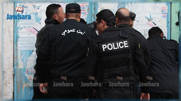 Campagne sécuritaire à Sousse : 49 arrestations