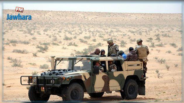Huit individus arrêtés pour tentative de franchissement illicite des frontières