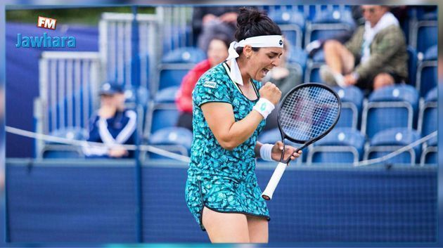 Tennis- Open d'Australie- Ons jabeur bat la britannique Johanna Konta et passe au prochain tour