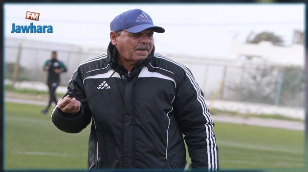 AS Soliman : L'entraîneur Chaker Meftah jette l'éponge