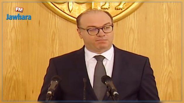 Fakhfakh : La formation du gouvernement associe les parties politiques qui défendent les valeurs de la révolution
