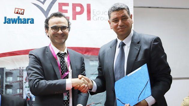 Signature d'un accord de partenariat entre le Groupe EPI et le groupe Téléperformance Tunisie
