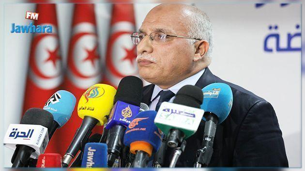 Harouni : Ennahdha va respecter la décision du Président de la République et son interprétation de la Constitution