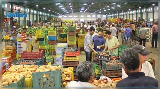 Les marchés de gros seront rouverts tous les jours de la semaine, sur l'ensemble du territoire , à partir de demain mardi