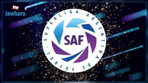 Foot: Le championnat argentin officiellement terminé