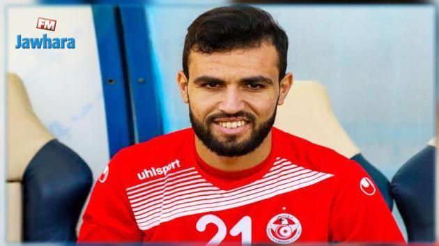 Arrestation du footballeur Hamdi Nagguez