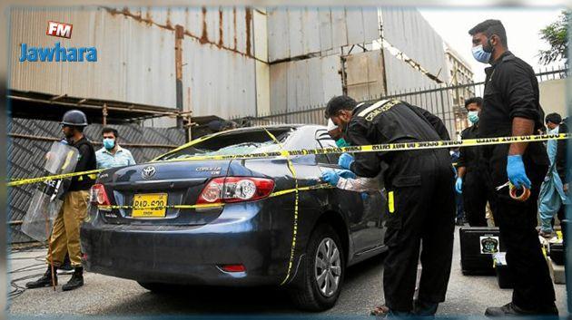 Pakistan : Au moins six morts dans une attaque de la Bourse de Karachi