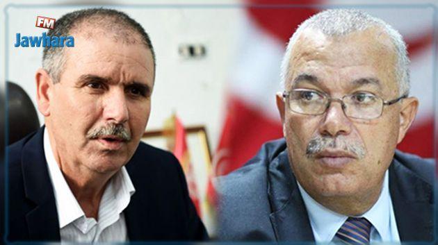 Bhiri répondant à Taboubi : Je n'étais pas au courant du dossier de conflit d'intérêts de Fakhfakh