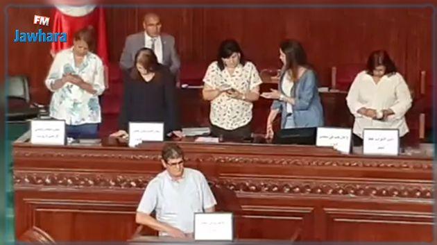Le sit-in des élus du PDL oblige le déplacement de la plénière au bâtiment annexe de l'ARP