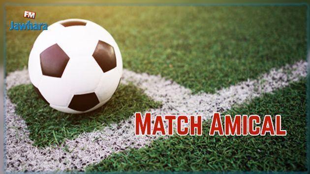 Match amical entre l'ES Hammam-Sousse et l'Etoile du Sahel