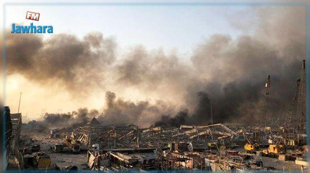 Explosion à Beyrouth : Plus de 60 personnes toujours portées disparues