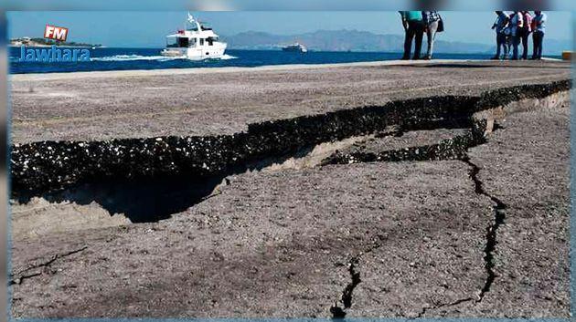 Grèce : Séisme de 5,1 au large de l'île d'Hydra