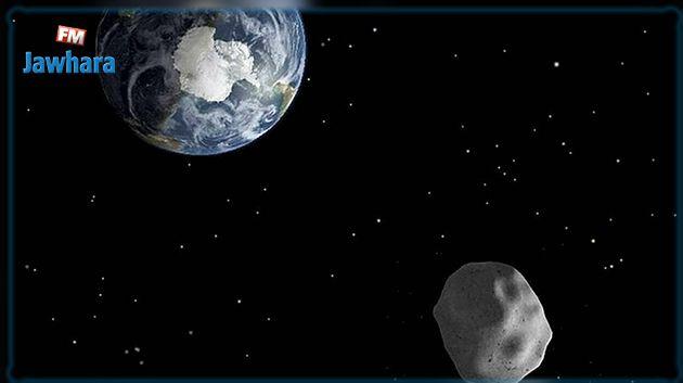 Un astéroïde a frôlé la Terre, en passant à 2 900 km de notre planète