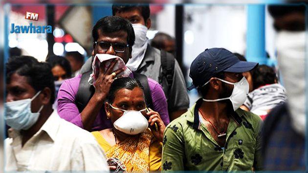Coronavirus: Près de 70.000 cas signalés en Inde en 24 heures