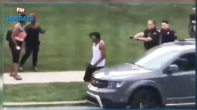 États-Unis : un policier tire sept fois dans le dos d'un homme noir non armé