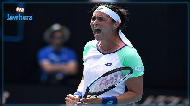 Tennis - Tournoi de Cincinnati : Ons Jabeur élimine la 13e mondiale et file en 8e de finale