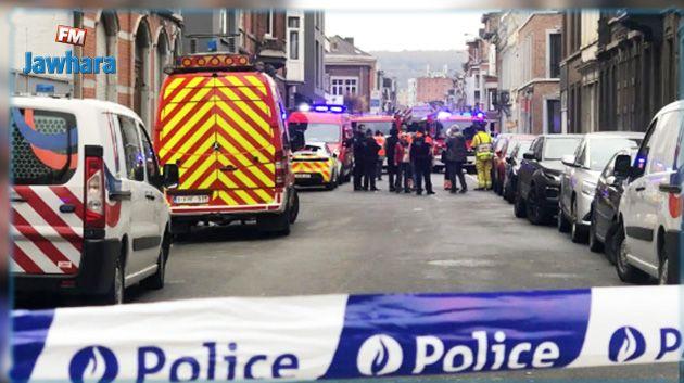Une explosion au cœur de Liège fait 4 blessés