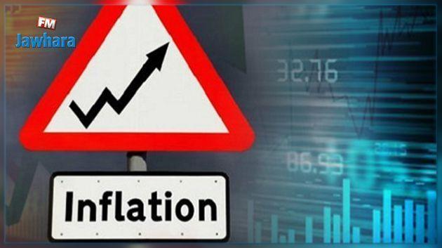 Hausse du taux d'inflation à 5% , en avril 2021