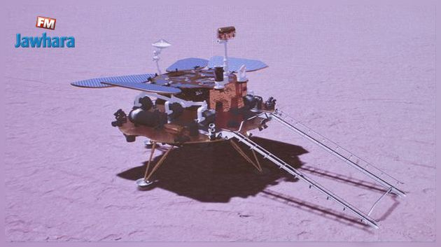 La Chine réussit à poser son robot Zhurong sur Mars