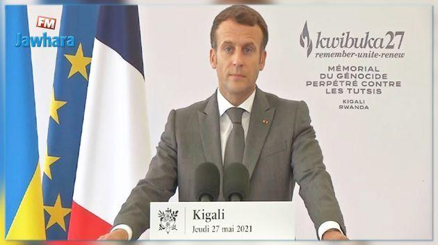 Macron «reconnaît» les responsabilités de la France dans le génocide du Rwanda