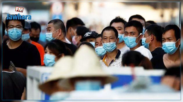 Coronavirus en Chine : Face à une hausse des cas, un quartier de Guangzhou dans le sud du pays à nouveau confiné