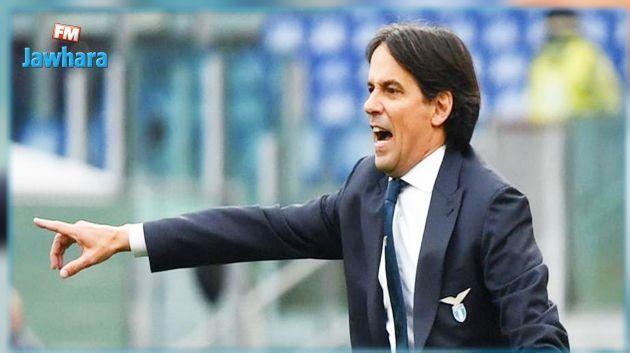 Simone Inzaghi nouvel entraîneur de l'Inter