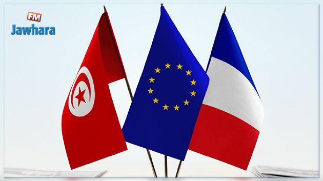 Opération de solidarité de la France avec la Tunisie face à la pandémie de Covid-19