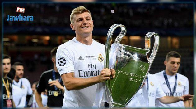 Real Madrid: Kroos souffre d'une pubalgie