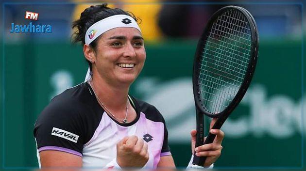 Tennis: Ons Jabeur en quarts de finale du tournoi de Toronto