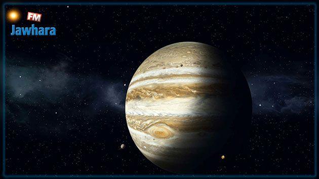 La planète Jupiter percutée par un objet non identifié