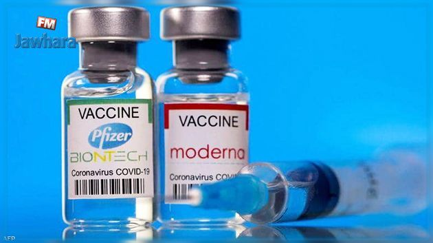 Covid: Le vaccin Moderna plus efficace que celui de Pfizer après 4 mois, selon une étude