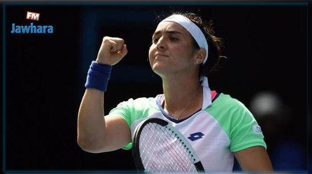 Tennis - Classement WTA : Ons Jabeur se hisse à la 17e place mondiale