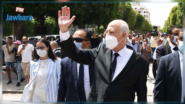 Rafik Abdessalem : La popularité de Kais Saied est en déclin à cause du coup d'Etat constitutionnel