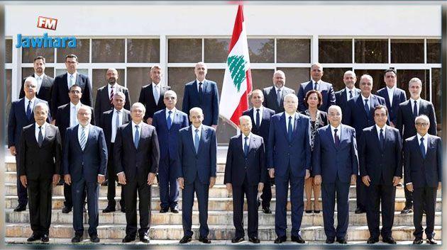 Le gouvernement libanais obtient la confiance du parlement