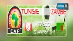 CAN 2015 : Tunisie-Zambie : Composition de l'équipe nationale