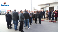 Port de Sousse: Sit-in des agents de douane